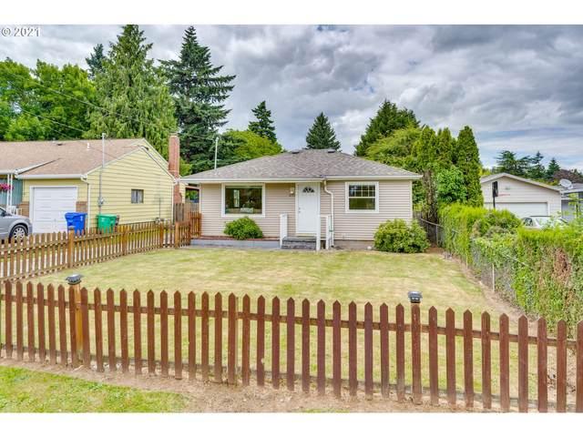 2711 NE 111TH Dr, Portland, OR 97220 (MLS #21512572) :: Premiere Property Group LLC