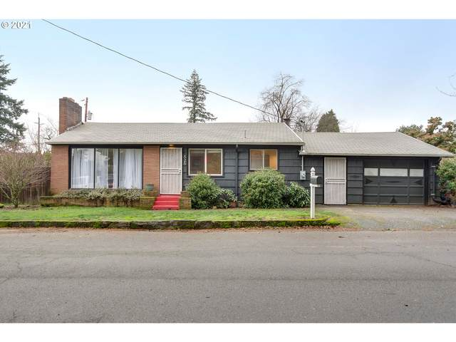 525 NE 116TH Ct, Portland, OR 97220 (MLS #21512677) :: McKillion Real Estate Group