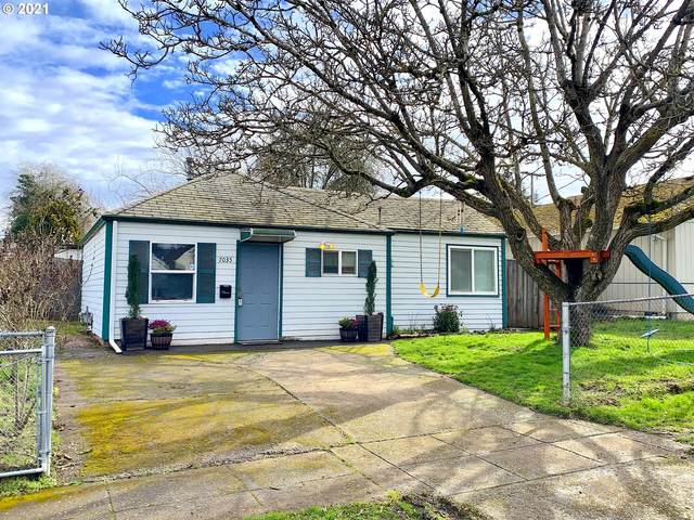 7035 N Leonard St, Portland, OR 97203 (MLS #21512767) :: Next Home Realty Connection