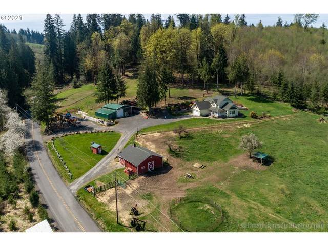 75077 Larson Rd, Rainier, OR 97048 (MLS #21513167) :: Tim Shannon Realty, Inc.