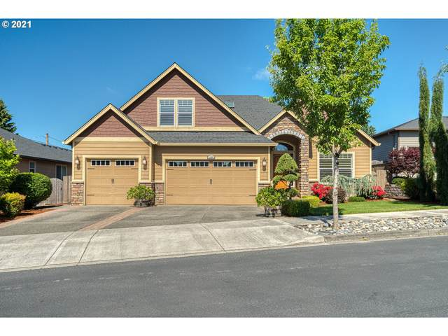 1406 SE Columbia Crest Ct, Vancouver, WA 98664 (MLS #21513250) :: Townsend Jarvis Group Real Estate