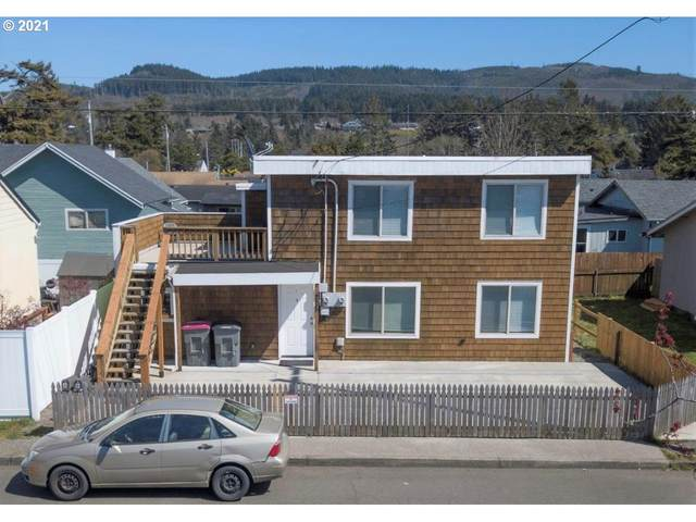 225 S Lincoln St, Seaside, OR 97138 (MLS #21513339) :: Premiere Property Group LLC