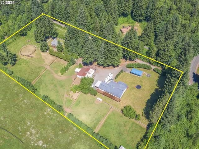 40605 NE 39TH St, Washougal, WA 98671 (MLS #21513432) :: Cano Real Estate