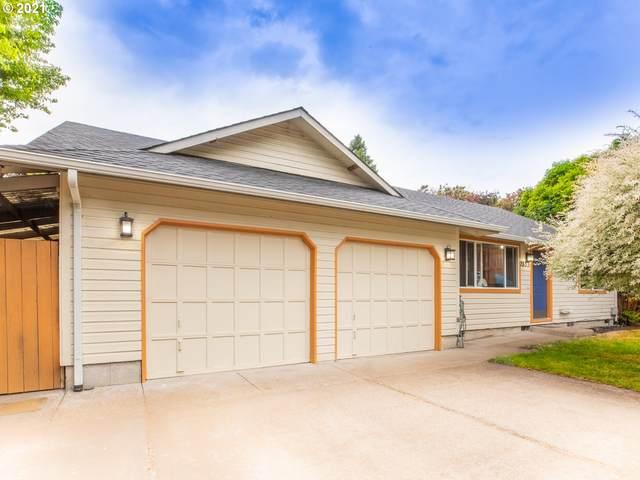 2855 Applewood Ln, Eugene, OR 97408 (MLS #21513676) :: Fox Real Estate Group