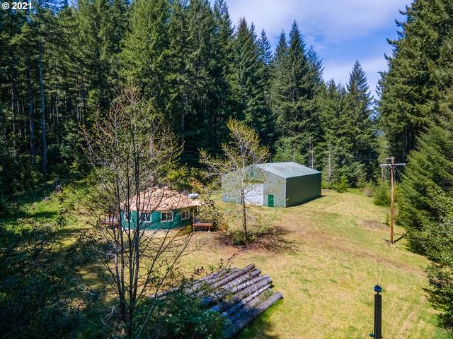 1500 Fairview Rd, Coquille, OR 97423 (MLS #21513689) :: Stellar Realty Northwest