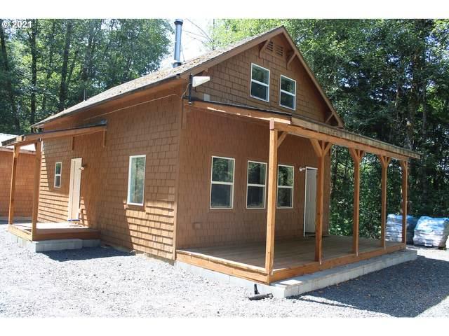 81121 Elderberry Rd, Seaside, OR 97138 (MLS #21513718) :: Premiere Property Group LLC