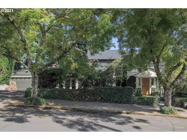 7017 SE Pine St, Portland, OR 97215 (MLS #21513775) :: Lux Properties