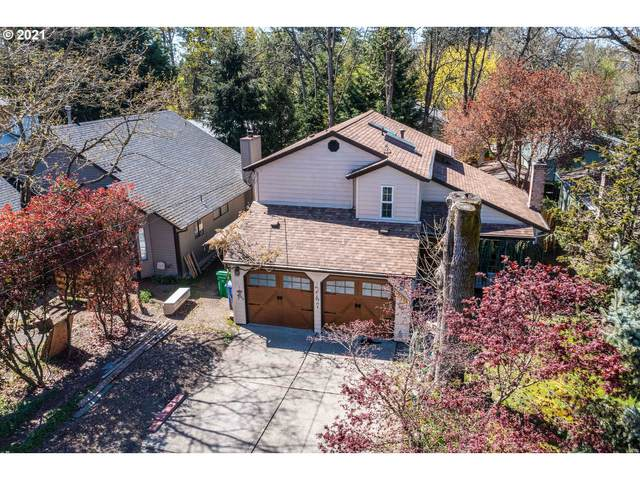 10815 SW 63RD Ave, Portland, OR 97219 (MLS #21514000) :: Next Home Realty Connection