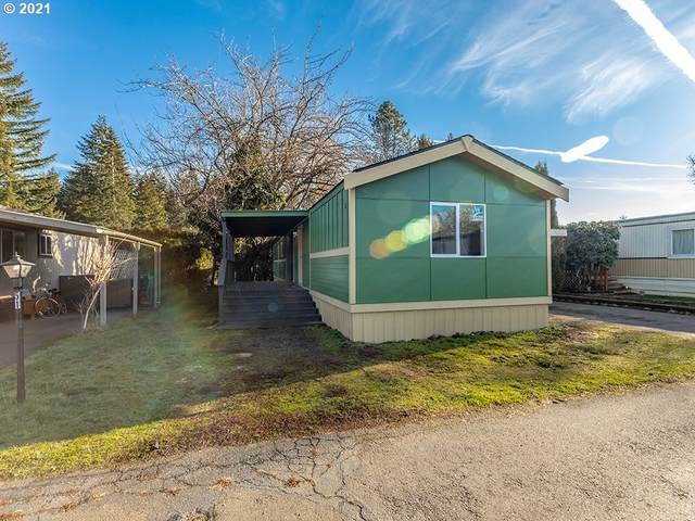 26801 NE 9TH St #51, Camas, WA 98607 (MLS #21514003) :: Next Home Realty Connection