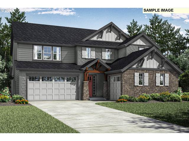 1642 NW Hancock Dr Lot18, Camas, WA 98607 (MLS #21514099) :: Townsend Jarvis Group Real Estate