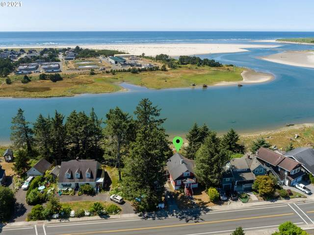 1610 N Holladay Dr, Seaside, OR 97138 (MLS #21514183) :: Beach Loop Realty