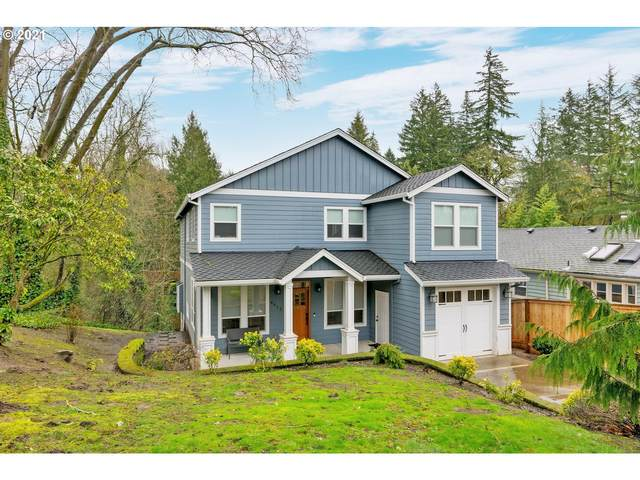 4412 SW Shattuck Rd, Portland, OR 97221 (MLS #21514210) :: Cano Real Estate