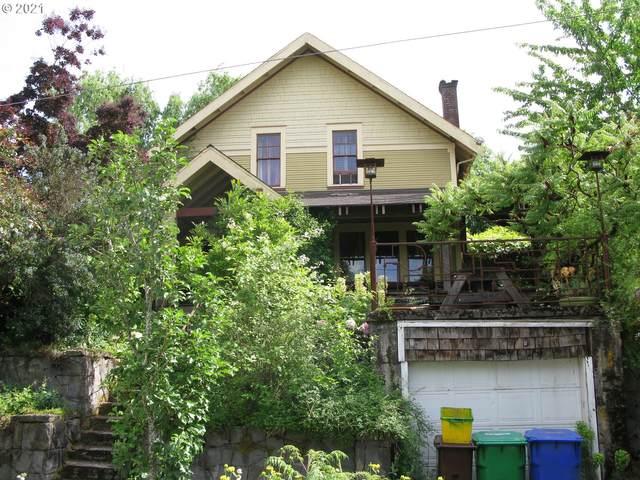 2116 N Alberta St, Portland, OR 97217 (MLS #21514457) :: McKillion Real Estate Group