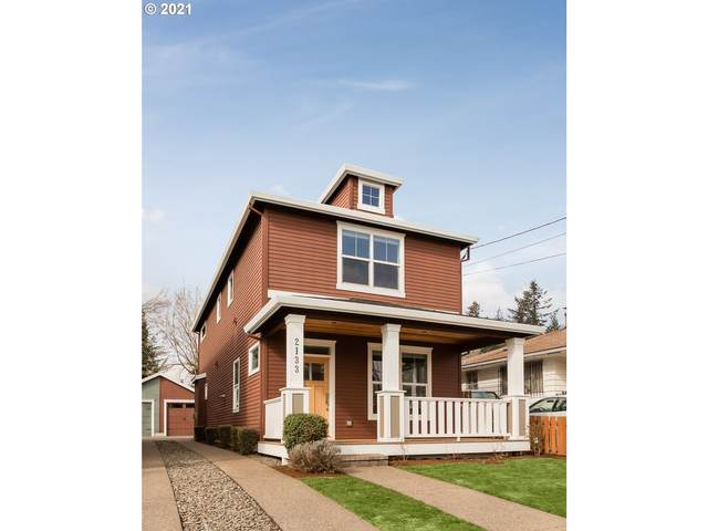 2133 SE 77TH Ave, Portland, OR 97215 (MLS #21514482) :: Fox Real Estate Group
