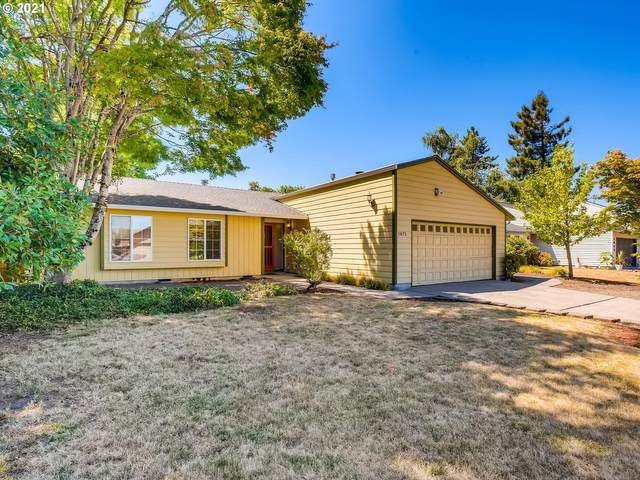1071 S Ivy Ct, Canby, OR 97013 (MLS #21514495) :: Song Real Estate