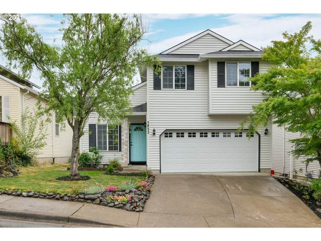 5832 NW 172ND Ter, Portland, OR 97229 (MLS #21514584) :: Next Home Realty Connection