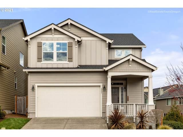 3557 NE Sitka Dr, Camas, WA 98607 (MLS #21514612) :: Brantley Christianson Real Estate