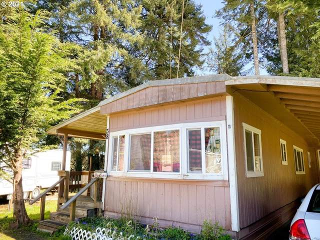 5170 Grand Ave Space 38 #38, Florence, OR 97439 (MLS #21514653) :: TK Real Estate Group
