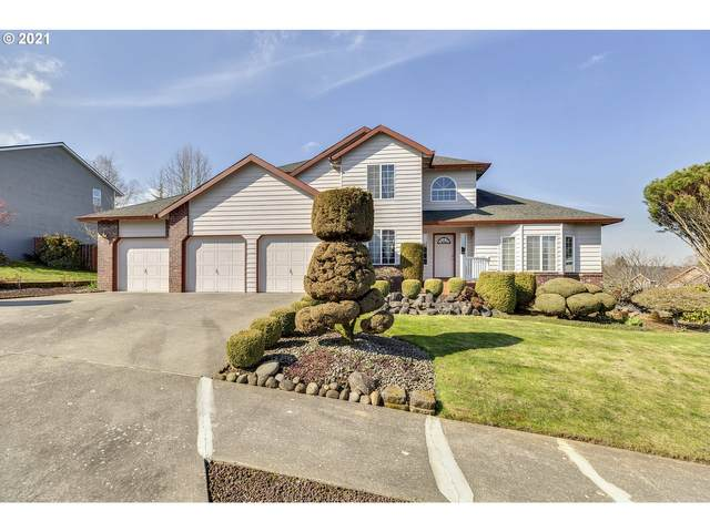 4601 SE Viewpoint Dr, Troutdale, OR 97060 (MLS #21515324) :: Next Home Realty Connection