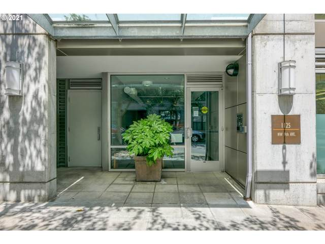 1125 NW 9TH Ave #224, Portland, OR 97209 (MLS #21515385) :: The Liu Group