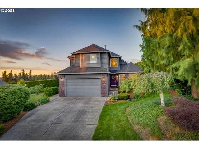 2728 NW Sunset Ct, Camas, WA 98607 (MLS #21515403) :: Brantley Christianson Real Estate