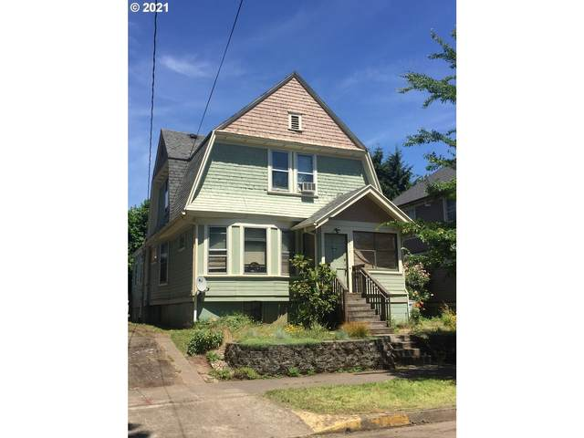 3915 SE Main St, Portland, OR 97214 (MLS #21515422) :: Beach Loop Realty