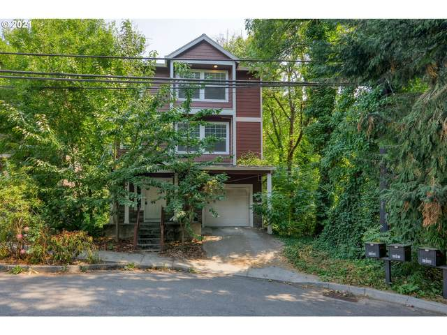 8714 SW 11TH Ave, Portland, OR 97219 (MLS #21515437) :: Cano Real Estate
