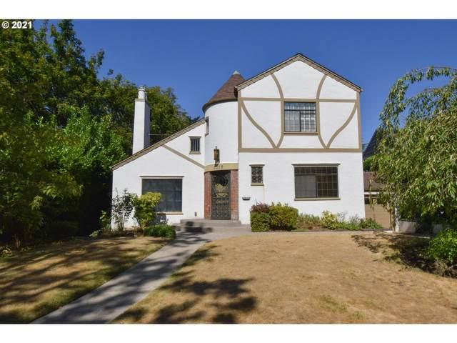 3019 SE Carlton St, Portland, OR 97202 (MLS #21515705) :: Lux Properties