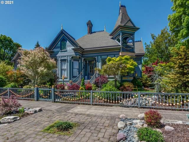 1006 Taylor St, Eugene, OR 97402 (MLS #21515819) :: Song Real Estate
