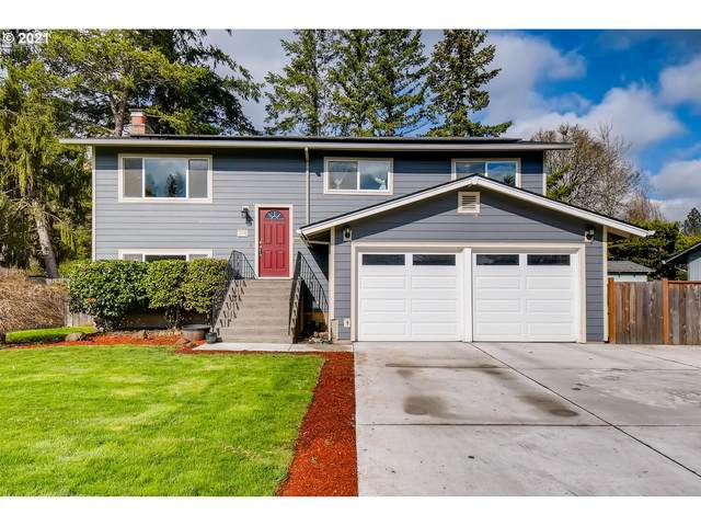 13745 SW Devonshire Dr, Beaverton, OR 97005 (MLS #21515854) :: Fox Real Estate Group