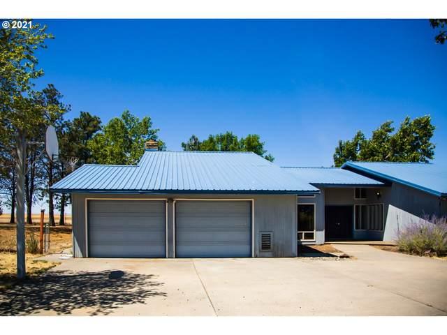 68766 Weatherford Rd, Arlington, OR 97812 (MLS #21515902) :: Holdhusen Real Estate Group
