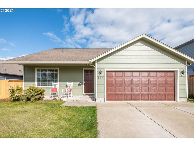 275 Stormy St, Albany, OR 97322 (MLS #21515922) :: Song Real Estate