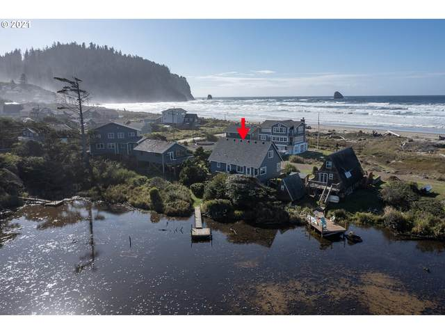6005 Fourth St, Cape Meares, OR 97141 (MLS #21516005) :: The Pacific Group