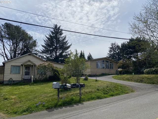 93646 Bay Park Ln, Coos Bay, OR 97420 (MLS #21516033) :: Holdhusen Real Estate Group