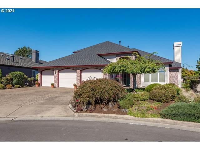 15945 NW Tullamorrie Way, Portland, OR 97229 (MLS #21516158) :: Townsend Jarvis Group Real Estate