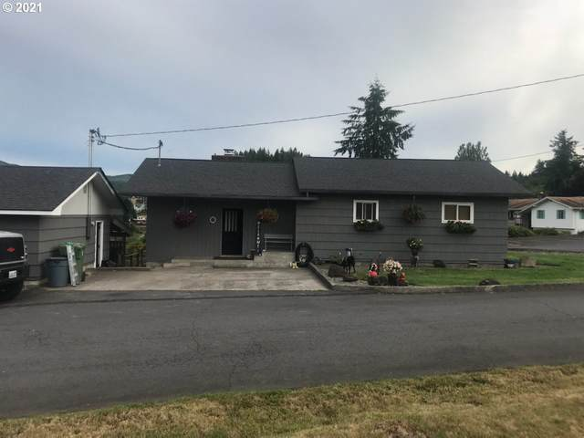 140 SW High St, Clatskanie, OR 97016 (MLS #21516173) :: Premiere Property Group LLC