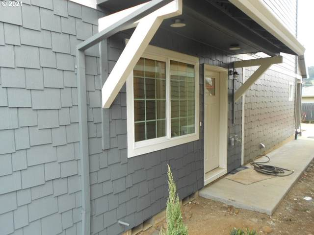 7949 SE Glencoe #3, Milwaukie, OR 97222 (MLS #21516280) :: Fox Real Estate Group