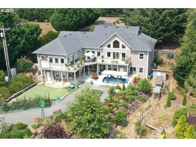 346 Winchuck River Rd, Brookings, OR 97415 (MLS #21516446) :: Premiere Property Group LLC