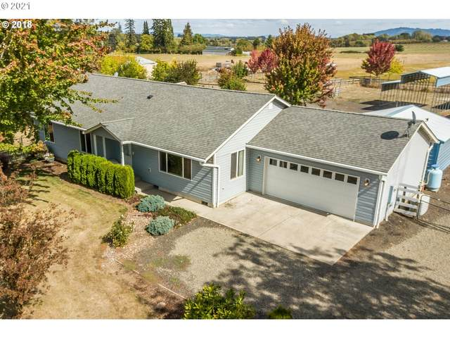 22345 SW Dejong Rd, Sheridan, OR 97378 (MLS #21516757) :: Next Home Realty Connection