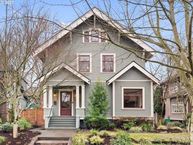 2426 NE 16TH Ave, Portland, OR 97212 (MLS #21516762) :: Next Home Realty Connection