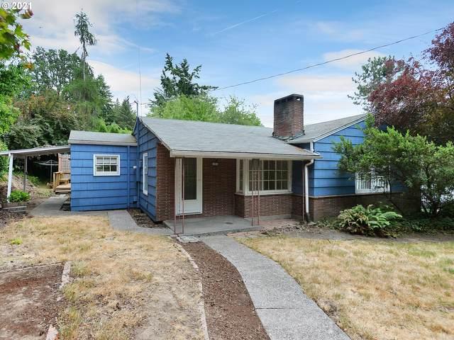9606 SW 4TH Ave, Portland, OR 97219 (MLS #21516771) :: Beach Loop Realty