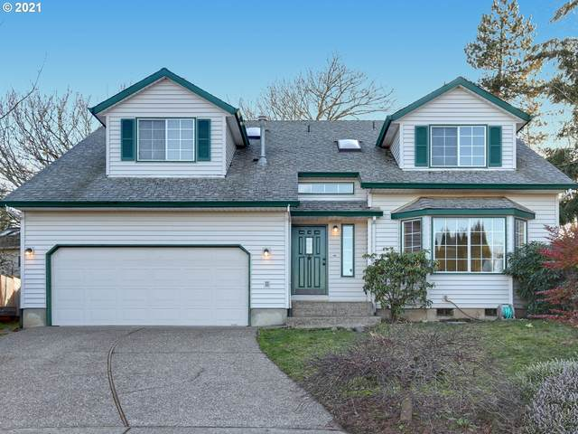 11967 SW 125TH Ct, Tigard, OR 97223 (MLS #21516977) :: Fox Real Estate Group
