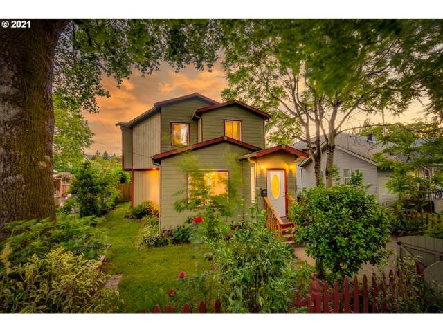 9650 N Smith St, Portland, OR 97203 (MLS #21516982) :: The Pacific Group