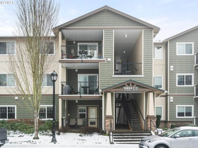 10654 NE Holly St #304, Hillsboro, OR 97006 (MLS #21517216) :: Townsend Jarvis Group Real Estate