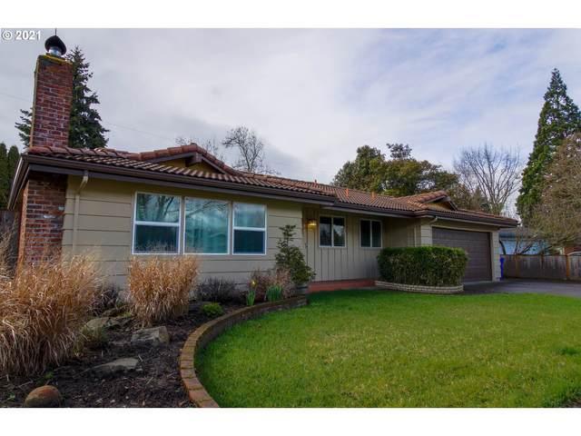2324 Lillian St, Eugene, OR 97401 (MLS #21517430) :: Song Real Estate