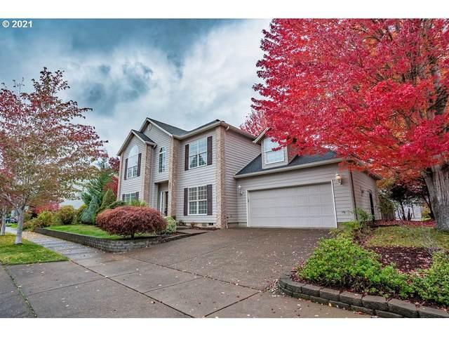 493 Lakefair Cir N, Keizer, OR 97303 (MLS #21517491) :: Real Estate by Wesley