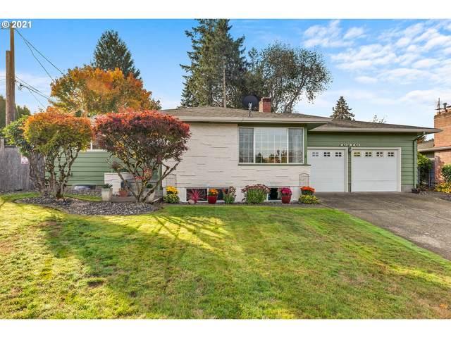 10310 SE Mill Ct, Portland, OR 97216 (MLS #21517830) :: Premiere Property Group LLC