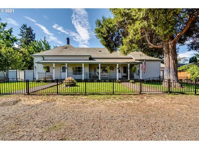 91210 N Harrison St, Coburg, OR 97408 (MLS #21518012) :: Fox Real Estate Group