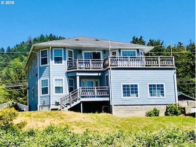 94656 Grange Rd, Gold Beach, OR 97444 (MLS #21518199) :: Beach Loop Realty