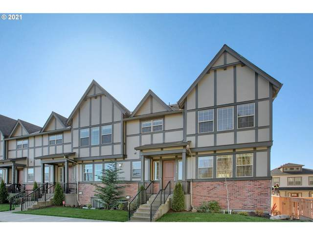 15278 NW Marianna St, Portland, OR 97229 (MLS #21518295) :: Premiere Property Group LLC